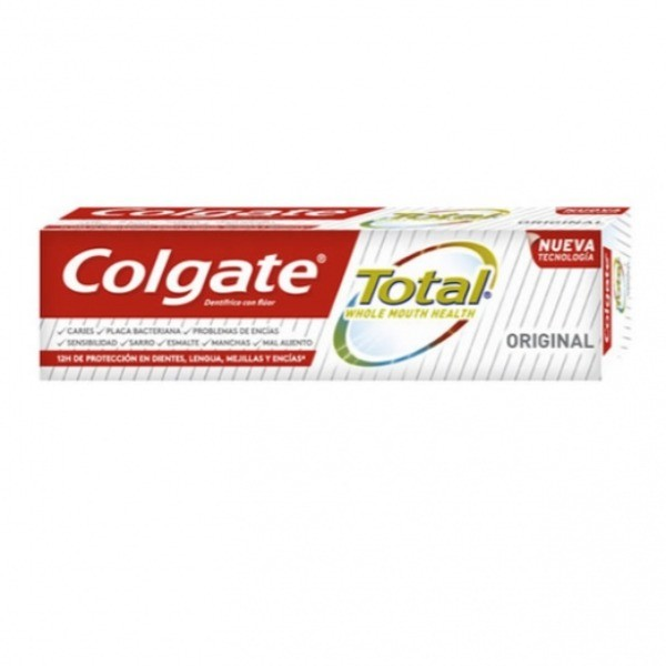 Colgate dentífrico Total Original 75 ml